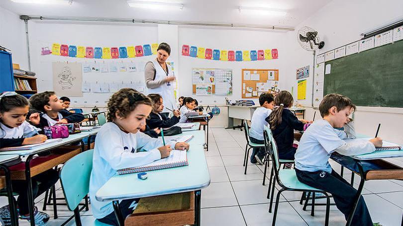 Centenas de crianças, jovens e até adultos conquistam bolsa de estudo (Foto: Exame/Abril)