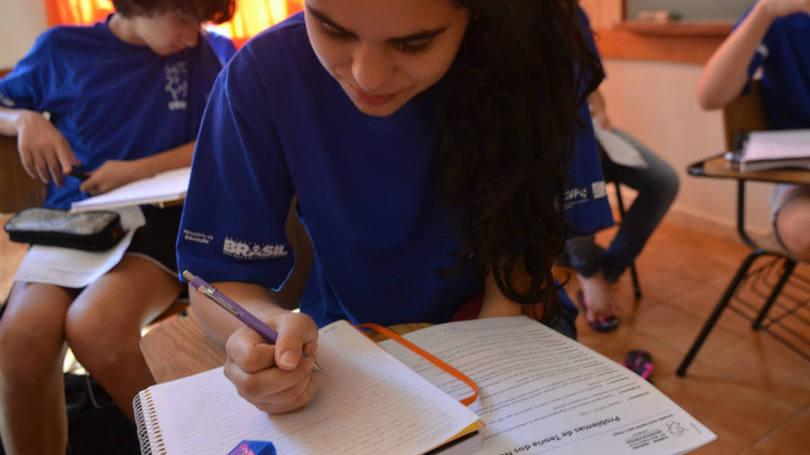 Educa Mais do governo faz a ponte entre escolas e futuros bolsistas (Foto: Exame/Abril)