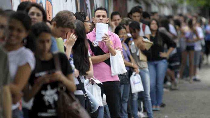 Centenas de jovens participam do programa em todo o País (Foto: Exame/Abril)