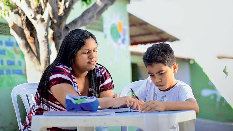 Capa de Trabalho Escolar (Foto: Exame/Abril)
