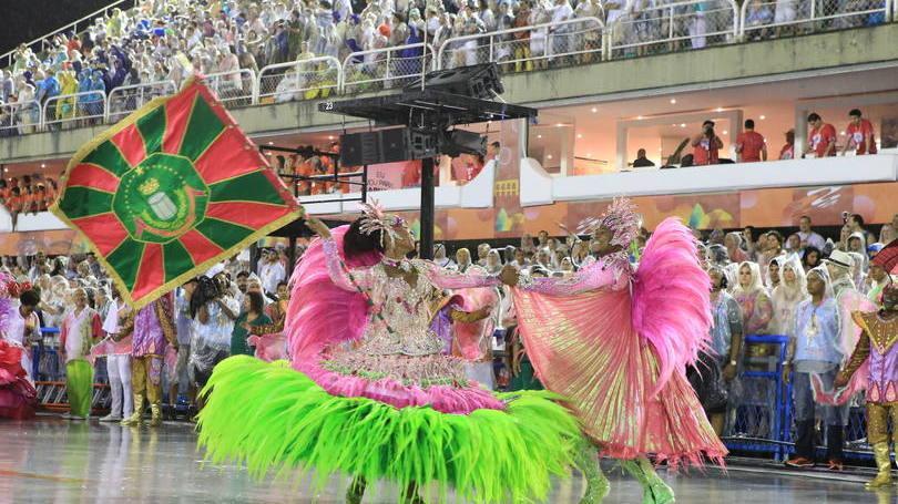 Prepare-se para curtir o melhor do samba na tradicional pista do Rio de Janeiro (Foto: Exame/Abril)