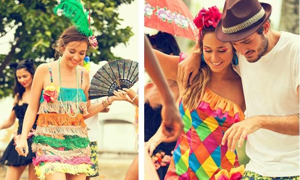 Carnaval com classe (Foto: M de Mulher/Abril)