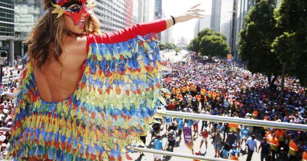 Carnaval 2016 Fantasias originais, fotos e dicas  (Foto: Veja/Abril)