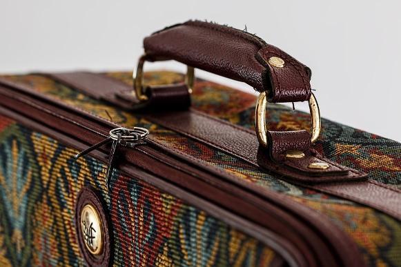 Coloque apenas o essencial na mala. (Foto Ilustrativa)