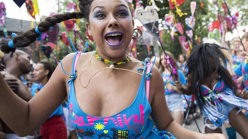 Carnaval 2016 Tipos de pinturas para o corpo (Foto: Exame/Abril)