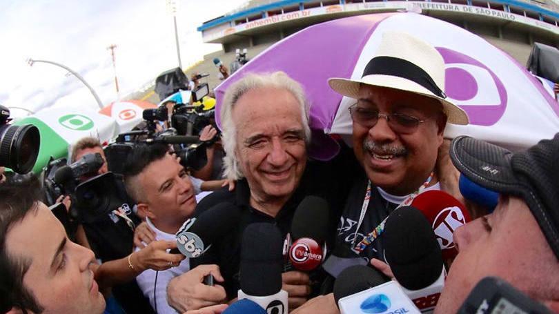 Carnaval 2016: Vai-Vai, samba enredo (Foto: Exame/Abril)