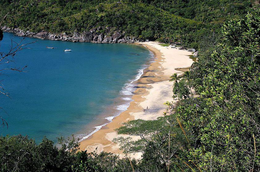 Ilha tem praias incríveis (Foto: Viaje Aqui/Abril)