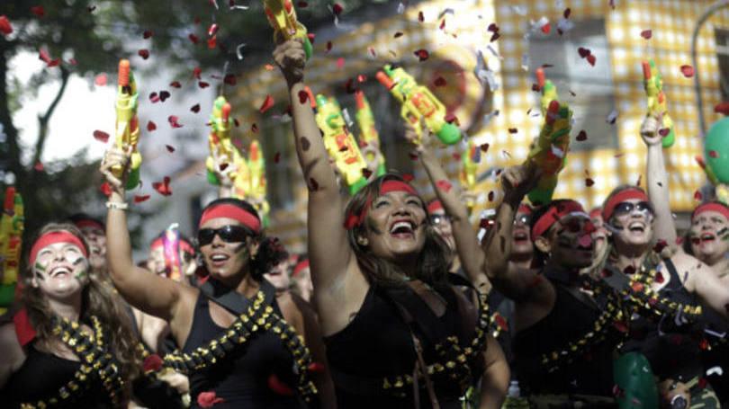 Carnaval em Florianópolis 2016 - Programação (Foto: Exame/Abril)