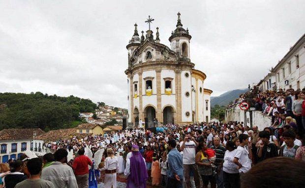 Carnaval em Ouro Preto 2016 – Programação