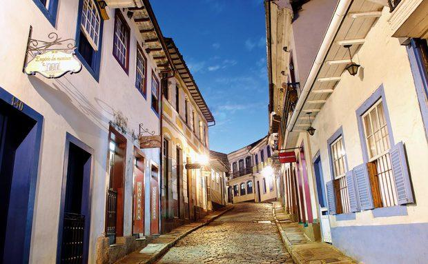 Cidade tem ruas lindas (Foto: Viaje Aqui/Abril)