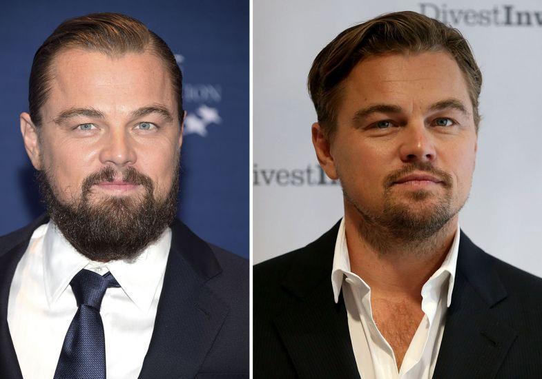 Veja a diferença das barbas (Foto: Mdemulher)