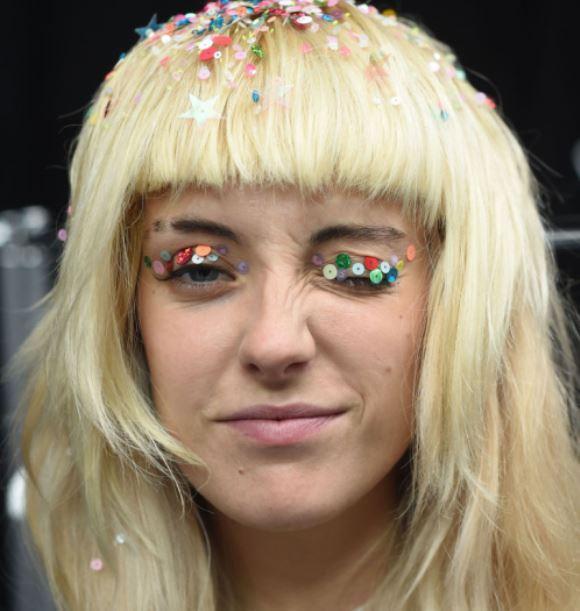 Confetti hair Tendências, fotos 1