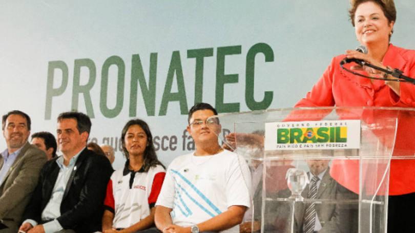 Pronatec promove educação e resulta em emprego e renda (Foto: Exame/Abril)