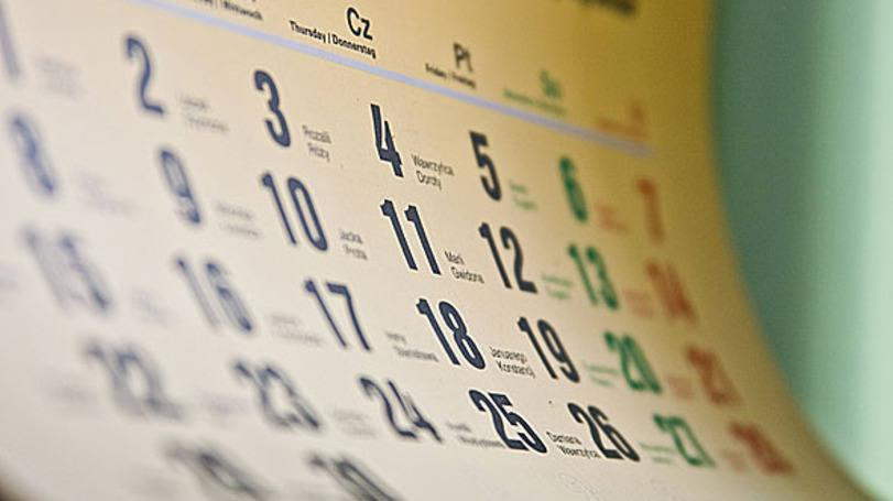 Datas Comemorativas 2016