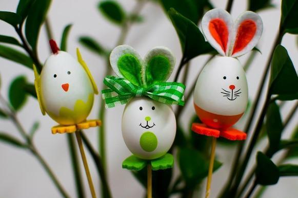 Decoração de Páscoa: Enfeites para Decorar sua Páscoa 2016. (Foto: Divulgação)
