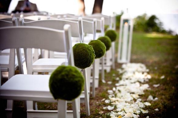Que tal um casamento ao ar livre? (Foto Ilustrativa)