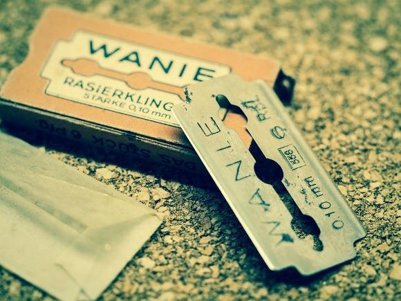 Use a lâmina para fazer o acabamento. (Foto Ilustrativa)