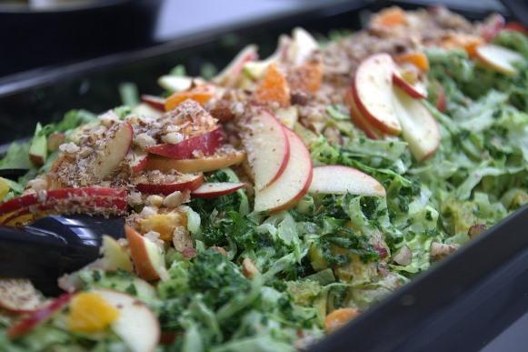 Qualquer alimento de origem vegetal é proibido no cardápio. (Foto Ilustrativa)