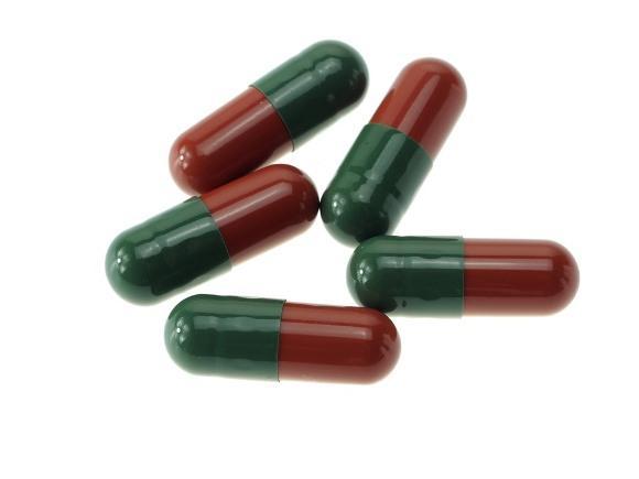 A placenta também é encontrada na forma de cápsulas. (Foto Ilustrativa)