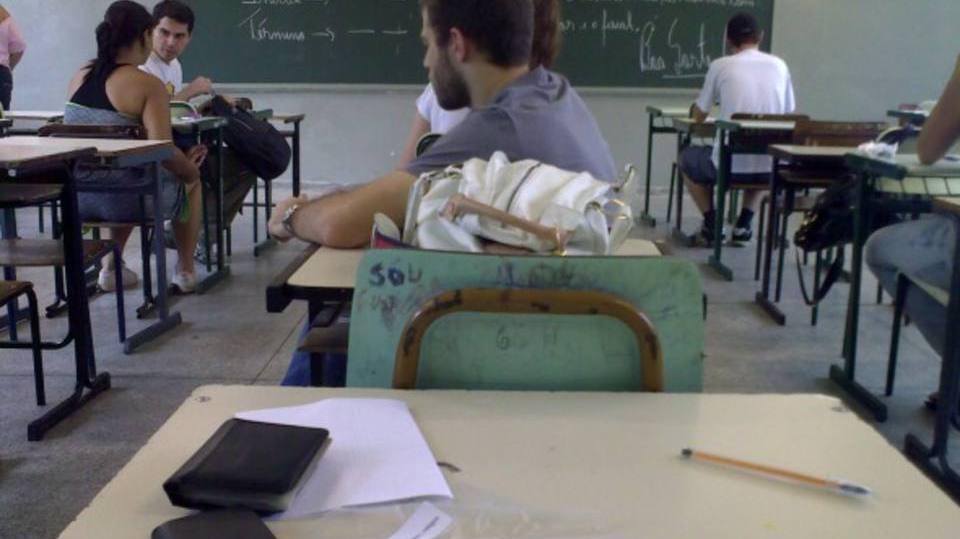 Enade: Exame Nacional de Desempenho de Estudantes (Foto: Exame/Abril)