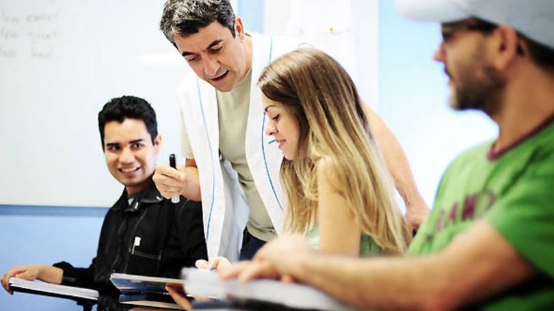 Escola particular - vale a pena o investimento (Foto: Exame/Abril)
