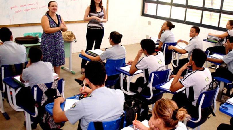 Escola particulares SP (Foto: Exame/Abril)