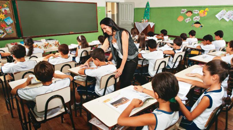 Escolas Particulares SP (Foto: Exame/Abril)