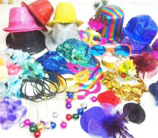 Fantasias podem ser compradas em diversas lojas de centros comerciais (Foto: VejaRio/Abril)