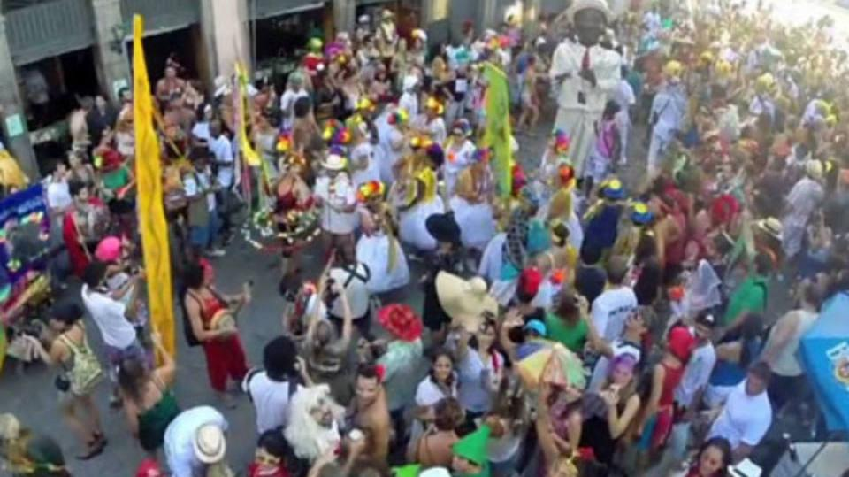 Curta o carnaval sempre respeitando o outro (Foto: Exame/Abril)