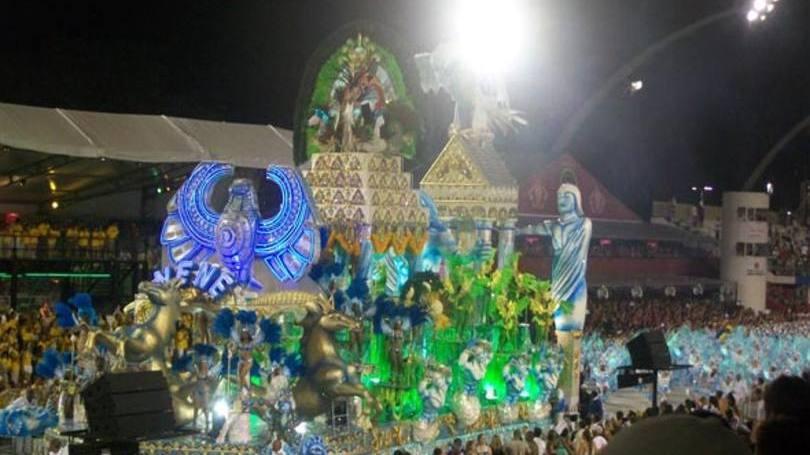 Folia 2016 Histórias e Letras dos Sambas (Foto: Exame/Abril)