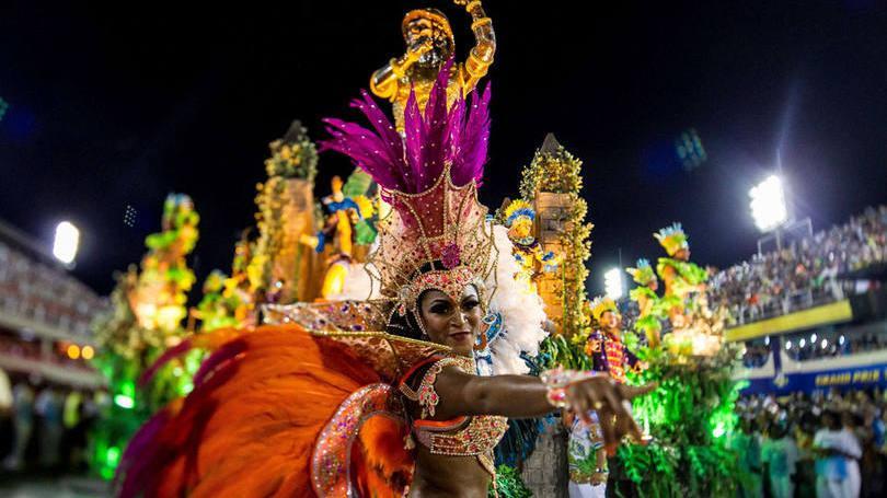 Prepare-se para a emoção do carnaval  (Foto: Exame/Abril)