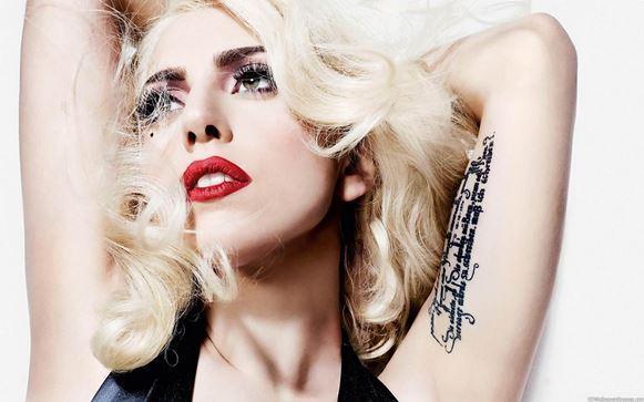 Lady Gaga levou o prêmio de melhor atriz de série. (Foto: Divulgação)