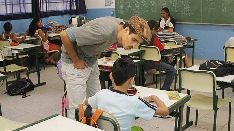 várias escolas participam deste programa (Foto: Exame/Abril)