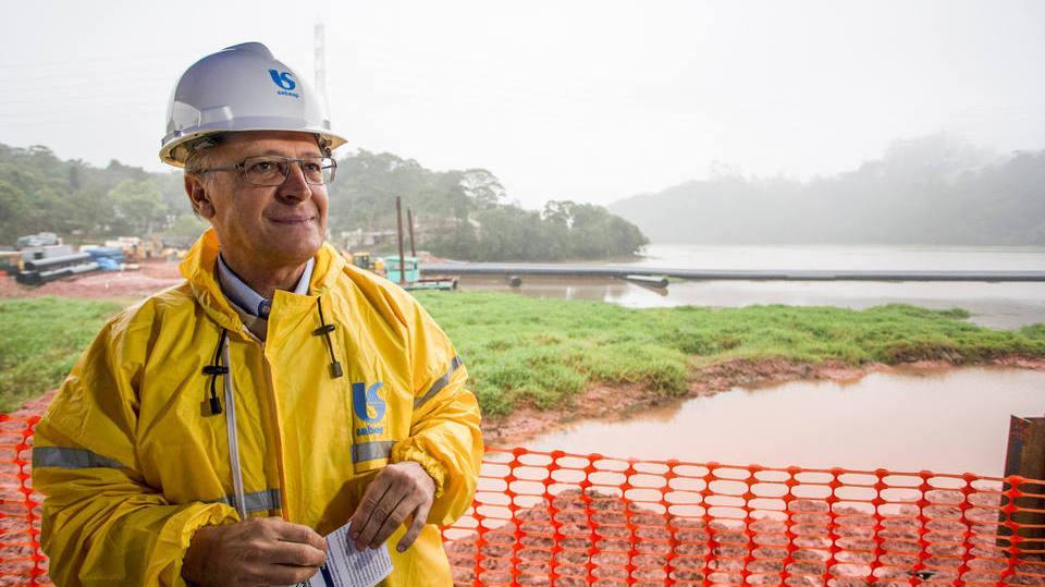 Mesmo diante da crise hídrica, empresa mantêm contratações (Foto: Exame/Abril)