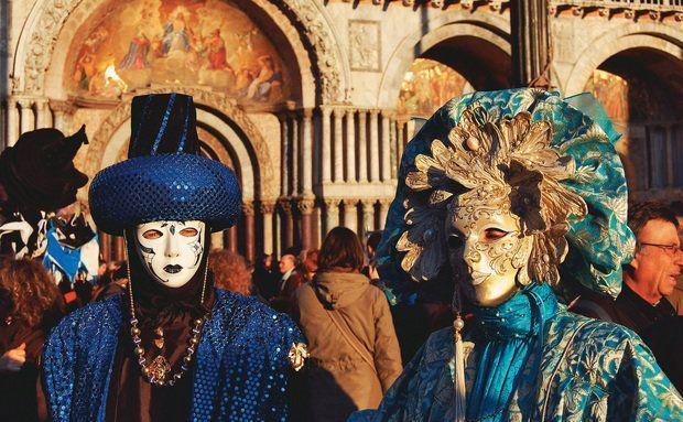 Tradição das máscaras vem da Europa (Foto: Abril)