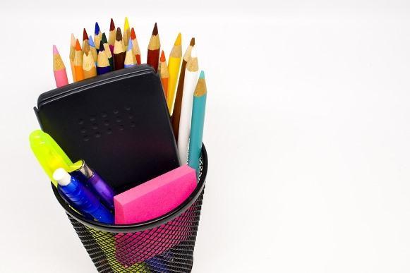 Material escolar 2016: como economizar. (Foto Ilustrativa)