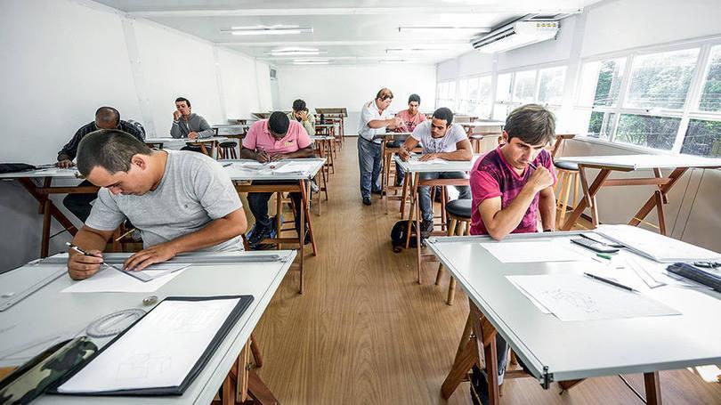 Matrícula garante vaga do estudante (Foto: Exame/Abril)