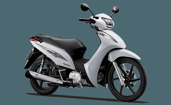 BIZ 125 EX (Foto: Site Honda)