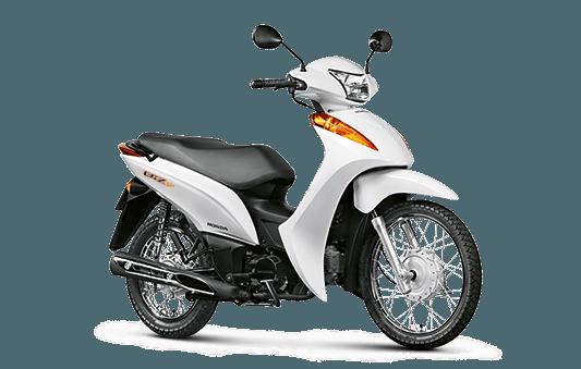 Biz 100 (Foto: Site Honda)