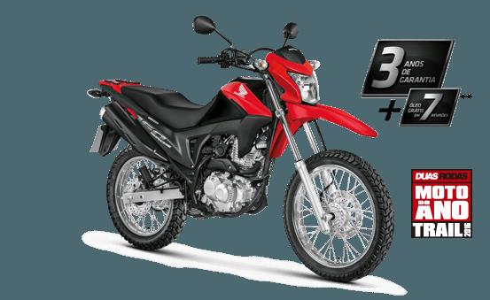 NXR 160 Bros ESDD (Foto: Site Honda)