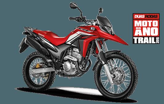 XRE 300 (Foto: Site Honda)