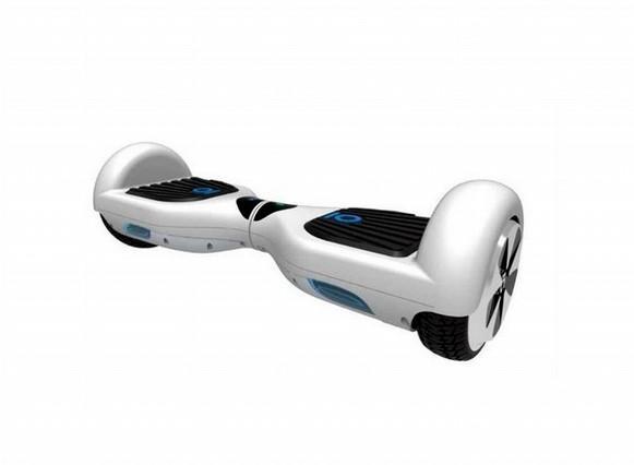 Modelo de skate elétrico com duas rodas. (Foto Ilustrativa)