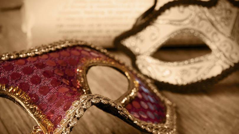 Antigamente o baile era marcado pelas máscaras (Foto: Exame/Abril)