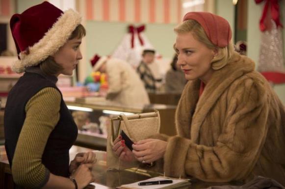 O filme Carol vem sendo aclamado em todo o mundo. (Foto: Divulgação)