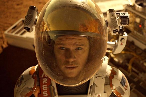 Perdido em Marte também é uma grande aposta. (Foto: Divulgação)