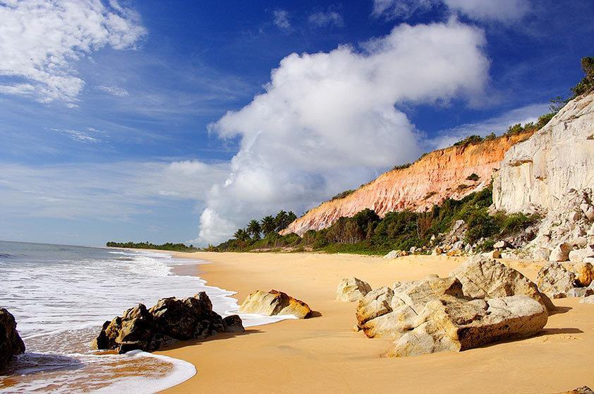 Já pensou curtir alguns dias neste paraíso? (Foto: Exame/Abril)