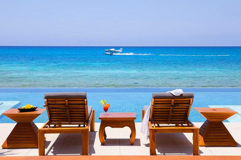 Já pensou relaxar e curtir essa vista linda? (Foto: Viaje Aqui/Abril)