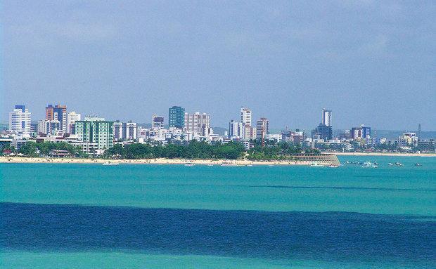 Cidade possui lindas praias (Foto: Viaje Aqui/Abril)
