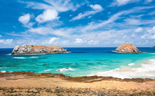 Ilha tem praias lindas (Foto: Viaje Aqui/Abril)