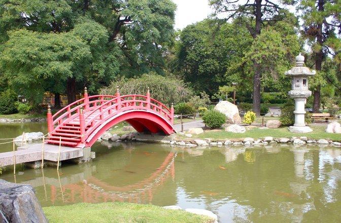 Cidade tem vários parques (Foto: Divulgação/CVC)